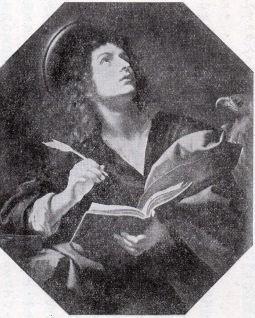 使徒聖ヨハネ福音史家 St. Joann...